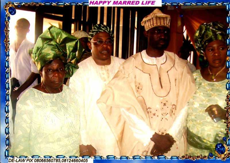 The Wedding of Amosu's Uncle