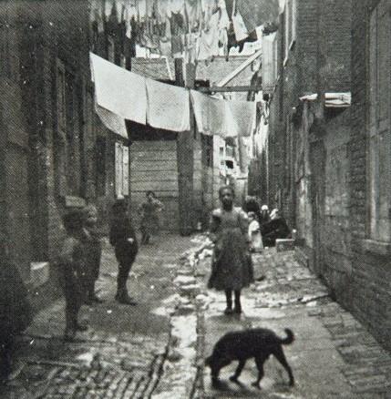 """Neighboring Alley"""