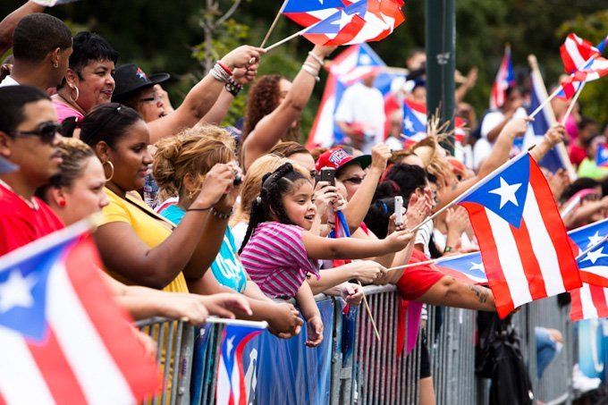 Philly Puerto Rican Parade