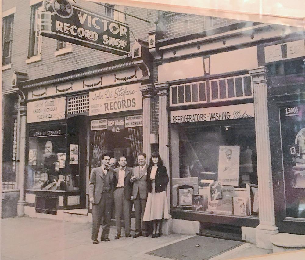 Victor Record Shop