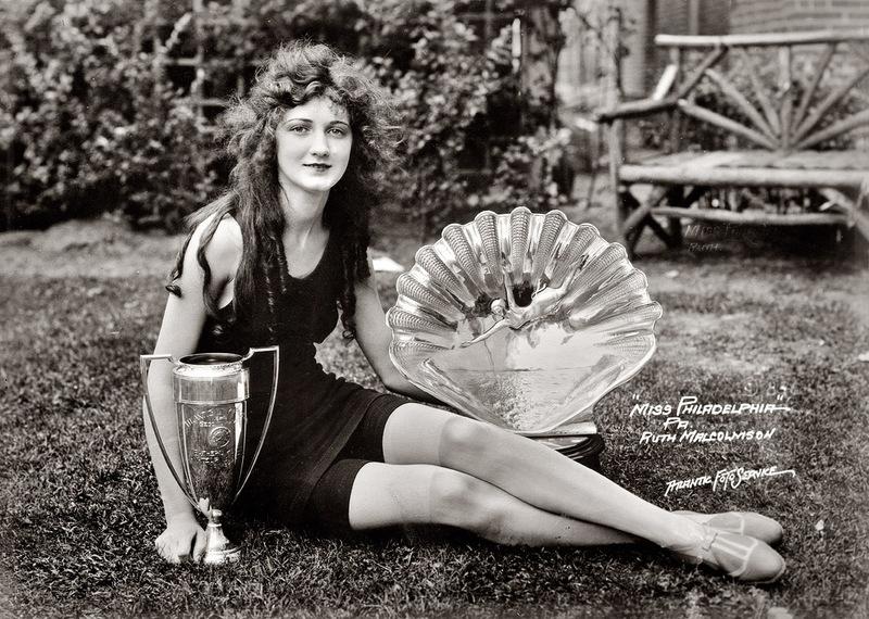 Miss Philadelphia, Pa., Ruth Malcomson