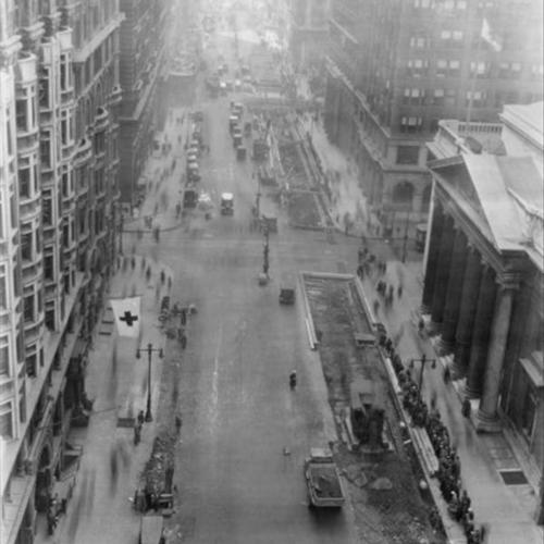 Broad Street South from City Hall-1927.jpg
