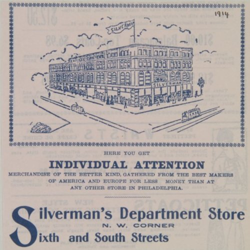Sliverman's Department Store Picture.jpg