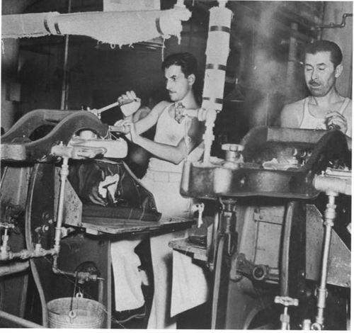 Pressing Machine and Garment Industry (Still Philadelphia 1939).JPG